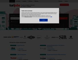 turijobs.com screenshot