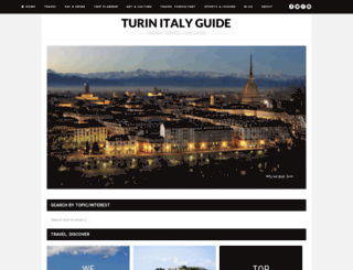 turinitalyguide.com screenshot