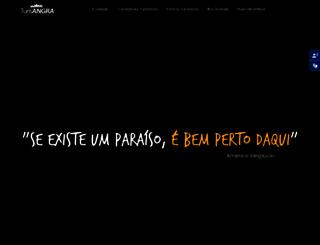 turisangra.com.br screenshot