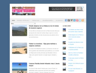 turiscurioseando.com screenshot