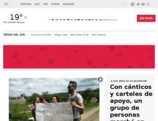 turismo.jujuy.com screenshot