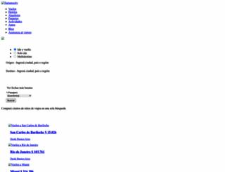 turismocity.com.ar screenshot