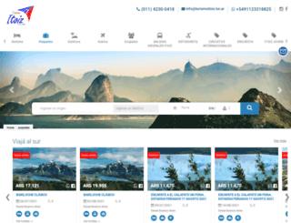 turismoitoiz.com.ar screenshot