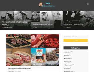 turkfirmarehberi.com screenshot