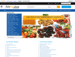 turkfreezone.com screenshot