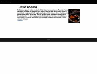 turkishcooking.com screenshot