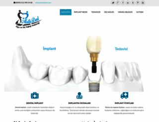 turkiye-implant.com screenshot