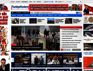 turkiyeturizm.com screenshot