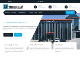 turkoglu.com.tr screenshot