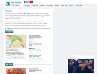 turktarihim.com screenshot