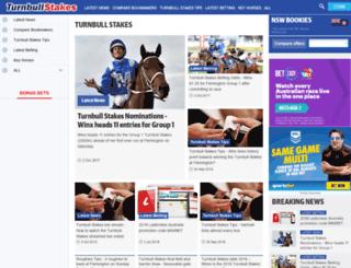 turnbull-stakes.com screenshot