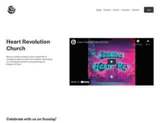 turningthehearts.com screenshot