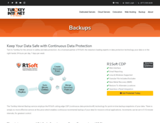 turnkeyvault.com screenshot