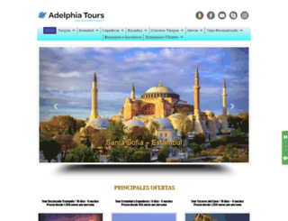 turquiatours.com screenshot