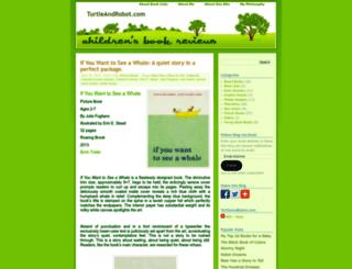 turtleandrobot.wordpress.com screenshot