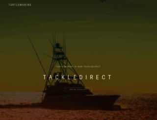 turtlemarine.com screenshot