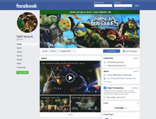 turtlereveal.com screenshot