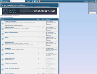turystyka.forumpl.net screenshot