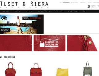 tusetriera.com screenshot