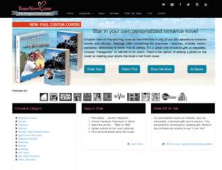 tusnovela.com screenshot