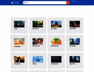 tutareaescolar.com screenshot