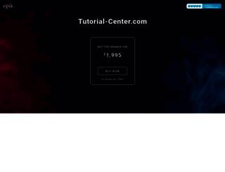 tutorial-center.com screenshot
