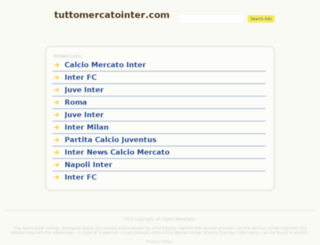 tuttomercatointer.com screenshot