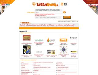 tuttotrova.it screenshot