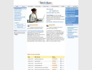 tuttowebmaster.eu screenshot