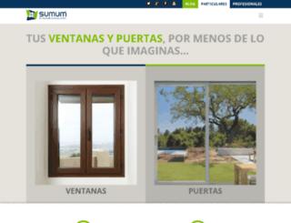 tuventanadepvc.com screenshot