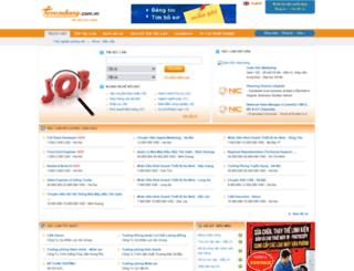 tuyendung.com.vn screenshot
