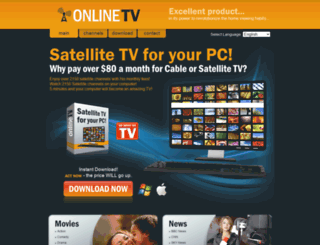 tv-in-pc.com screenshot
