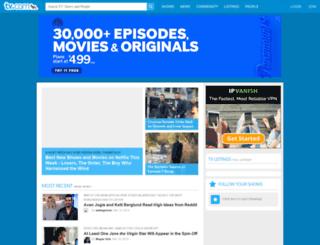 tv.com screenshot
