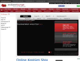 tv.erdbeerlounge.de screenshot