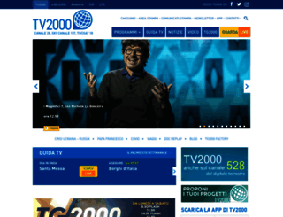 tv2000.it screenshot