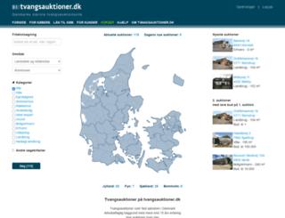tvang.dk screenshot