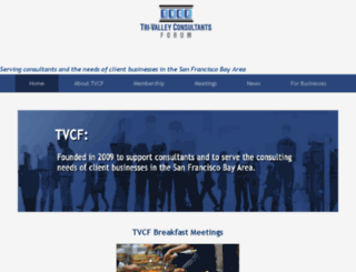tvcfconsultants.org screenshot