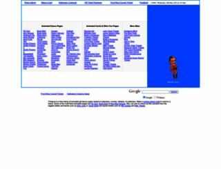 tvdance.com screenshot