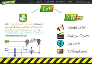 tvfmedialabs.com screenshot