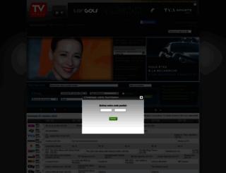 tvhebdo.com screenshot