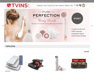 tvins.com screenshot