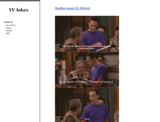 tvjokes.com screenshot