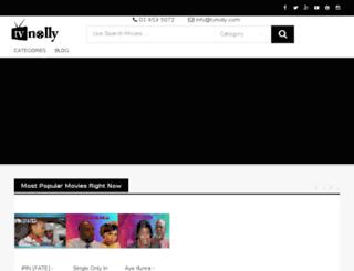 tvnolly.com screenshot