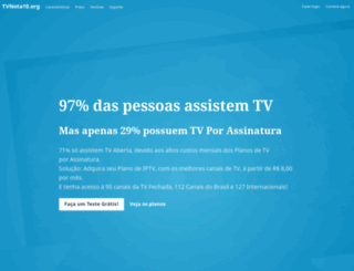 tvnota10.org screenshot