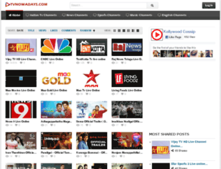 tvnowadays.com screenshot