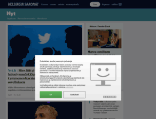 tvnyt.fi screenshot