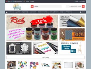 tvoreca.com screenshot
