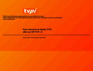 tvpi.fr screenshot