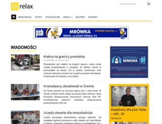 tvrelax.pl screenshot