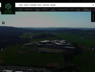 tvsd.org screenshot